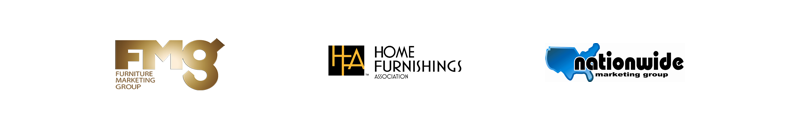Home furnishings industry logos